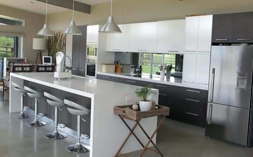 تاثیر سینک در دکوراسیون آشپزخانه مدرن