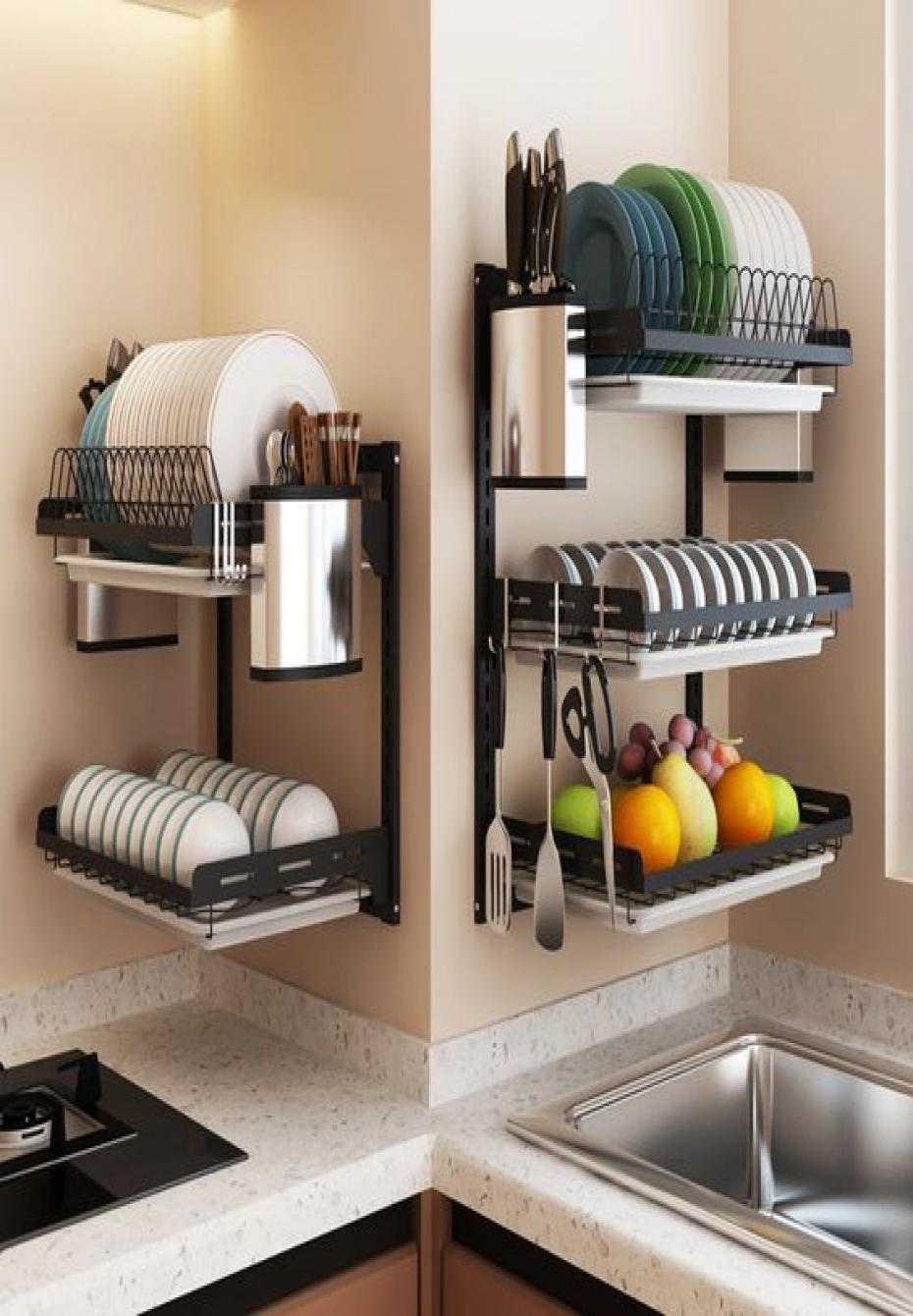 روش های ساده و خلاقانه در دکوراسیون آشپزخانه