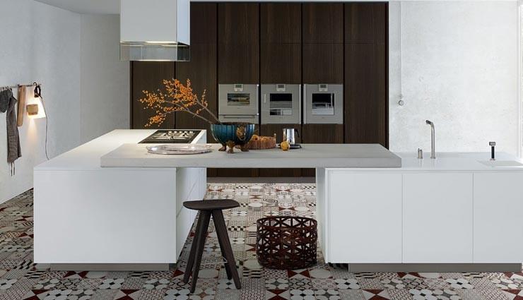 ضرورت استفاده از فر توکار در آشپزخانه مدرن