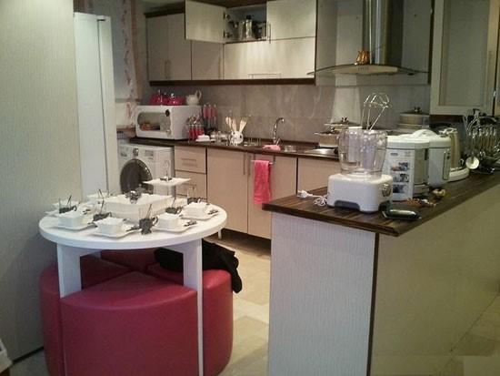 لوازم آشپزخانه و تاثیر آن در طراحی مدرن
